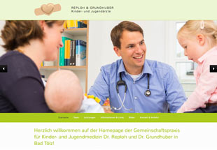 Kinderarzpraxis Reploh & Grundhuber in Bad Tölz